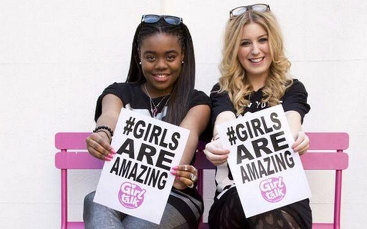 'Why I'm turning Girl Talk magazine feminist' - Telegraph