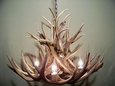 17 best ideas about Deer Antler Chandelier – Real Deer Antler Chandelier