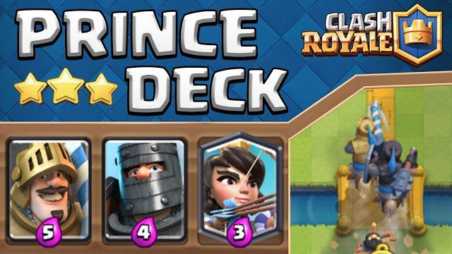 2 Cara Mendapatkan Prince di Clash Royale