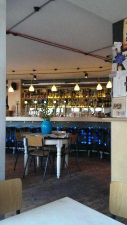 Cafe Bosco, Amsterdam -  breakfast near Grand Hotel Downtown