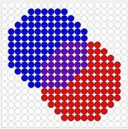 Deze kralenplank en vele andere in het thema vorm en kleur kun je vinden op de website van Juf Milou.
