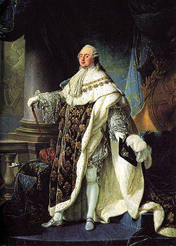 Cuadro de Luis XVI