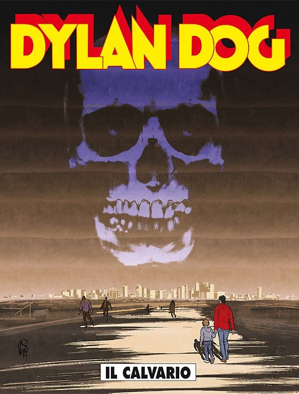 Dylan Dog #335 Angelo Stano