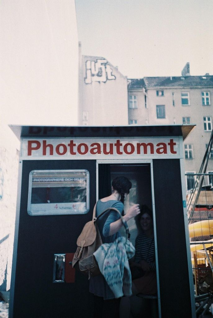 Photoautomat / Berlin / Photobooth