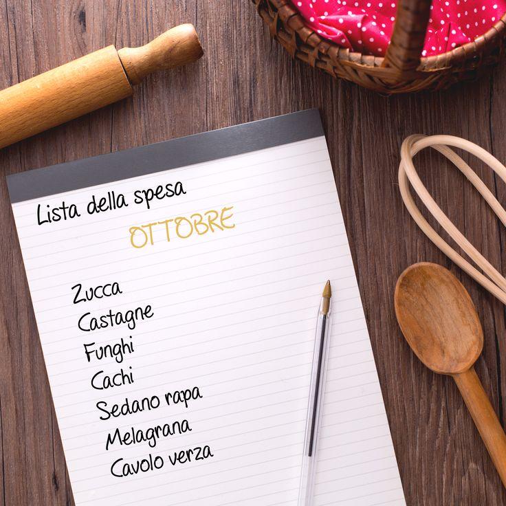 Gli ingredienti di #stagione da #GialloZafferano!