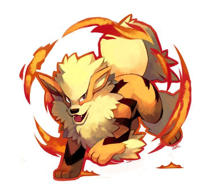 Arcanine favorite pokemon pinterest - Arcanine pics ...