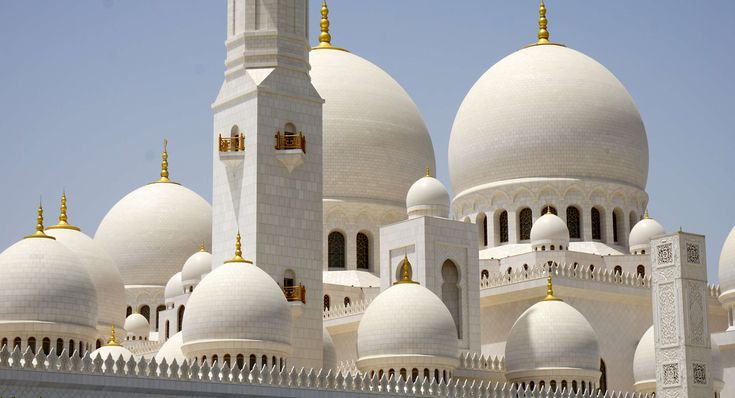 #abu dhabi #architecture #building #culture #daylight #dome #grand mosque #landmark #minaret #ornate #outdoors #religion #sheikh zayed #spirituality #sultanate #temple #tower #traditional #travel #white mosque #worsh