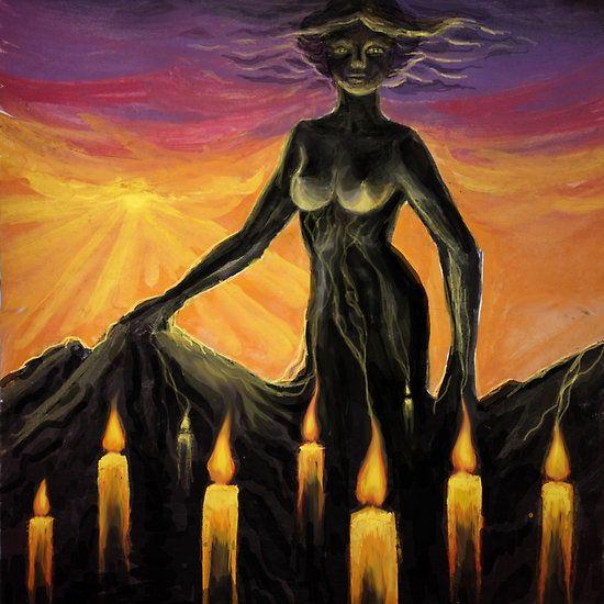 Goddess Aurora