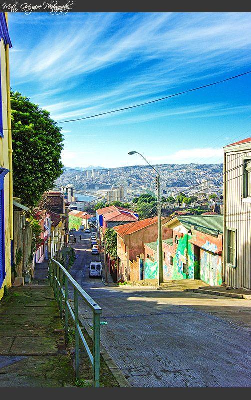 Valpo la bonita - Valparaiso, Valparaiso - Chile