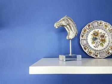 "Saatchi Art Artist David Rabie; Sculpture, """"White Sea Horse"" - Bronze"" #art"