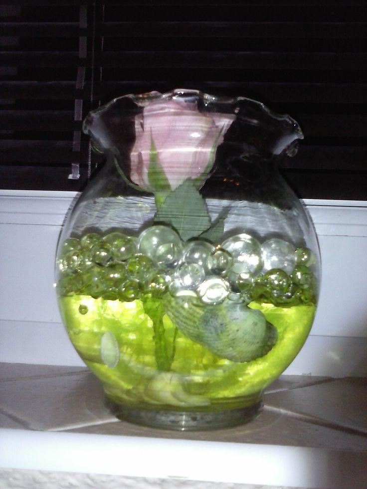 Jessi poslala fotky svého vázy plný aqualinos.... wow moc moc hezký! díky moc za fotky Jessi! Tiffy