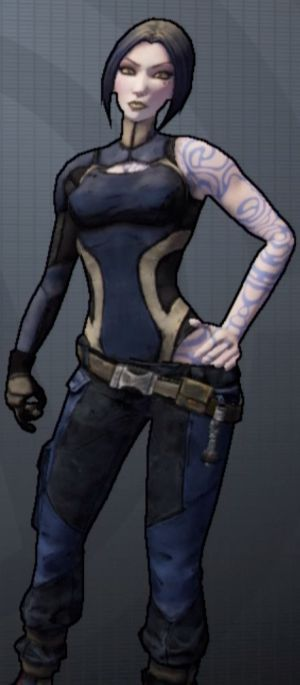 Maya/Skins - Borderlands Wiki - Walkthroughs, Weapons, Classes, Character builds, Enemies, DLC and more!