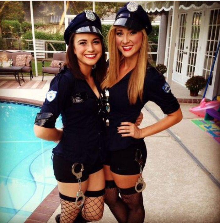 Easy cop costume