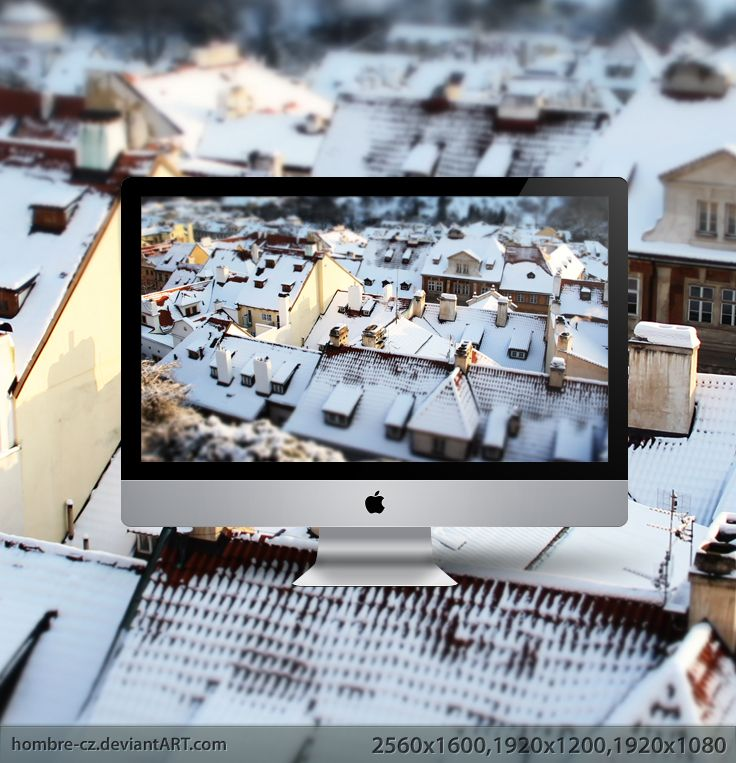 15 Tilt Shift Wallpapers and Desktop Backgrounds