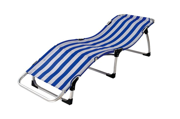 leisure folding chair bed , cheap modern european style fashion beach bed