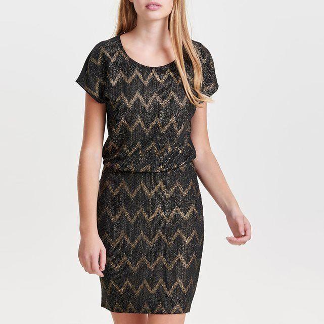 "Kleid ""Ziva Dress JRS"", bedruckt ONLY"