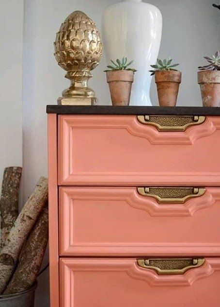 The French Tangerine: ~ perfectly peachy