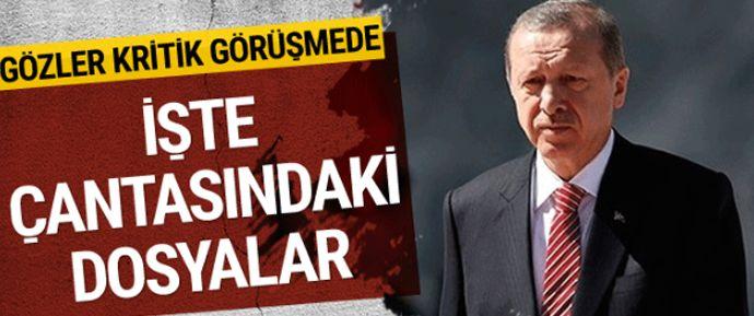 Cumhurbaşkanı Erdoğan, BM'nin 72. Genel Kurulu'na katılmak için bugün ABD'nin New York kentine gidecek. Trump'la da görüşecek olan Erdoğan'ın gündeminde ABD'de açılan davalar ve FETÖ var.
