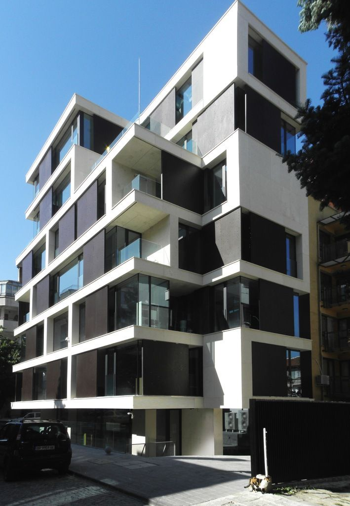 421 best images about architecture residential on for Multi family architecture