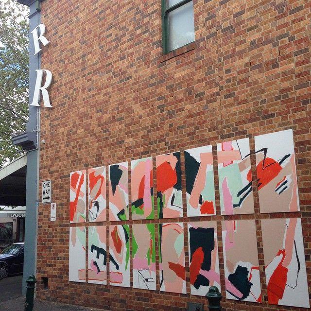 "@andykitten's photo: ""Uncommon places #melbournefringe #mff14 #readings #RafaellaMcDonald #art #installation #streetsofmelbourne #uncommonplaces"""