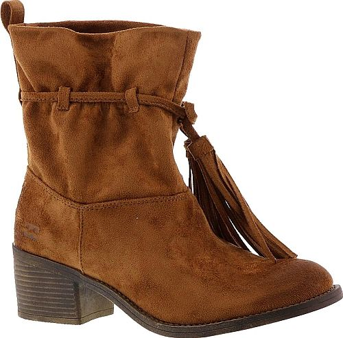 Experience the Billabong Monroe Women's Tan Boots. Cool-looking boots created by Billabong featured in Desert. Your feet will love these boots from Billabong. #boots #booties #ankleboots #shoes #fashion