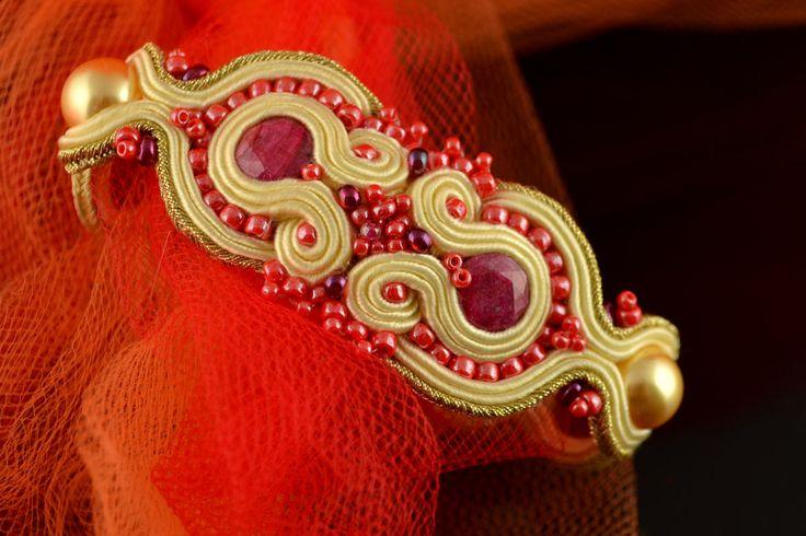 Biżuteria ślubna | Multanka - art soutache jewellery