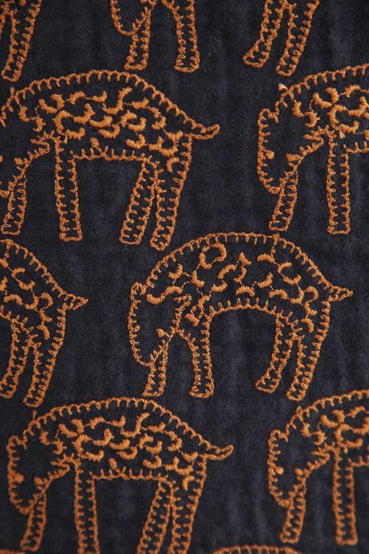 Embroidery I Mina Perhonen
