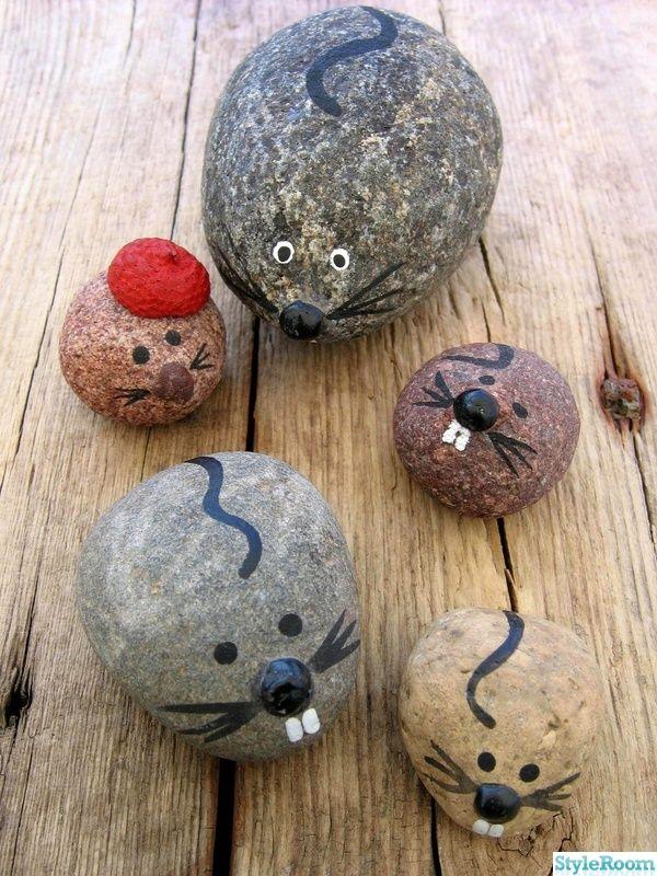 sten,natur,stenar,målade stenar,naturfynd