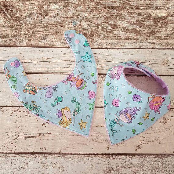 Check out this item in my Etsy shop https://www.etsy.com/uk/listing/514673758/mermaid-dribble-bib-mermaid-baby-girl