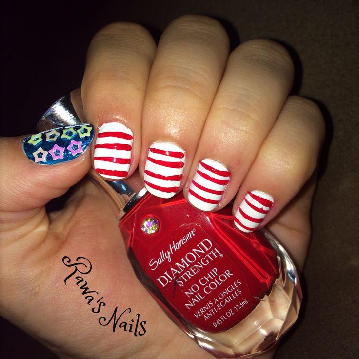Mejores 59 imágenes de nails en Pinterest | Adornos, Arte de uñas y ...