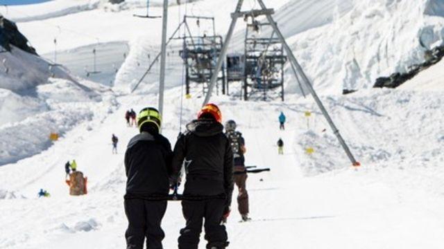 La saison de ski est ouverte dans plusieurs stations