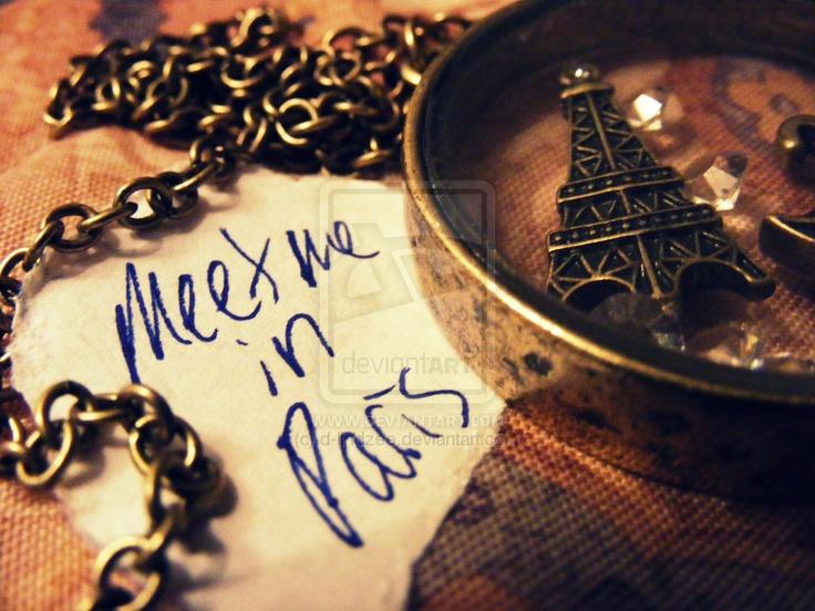 Meet Me in Paris..
