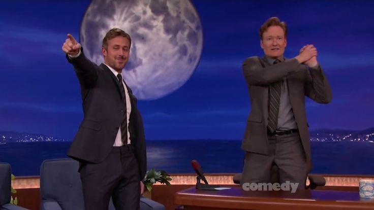 Ryan Gosling was a Child Dancer - Full Interview