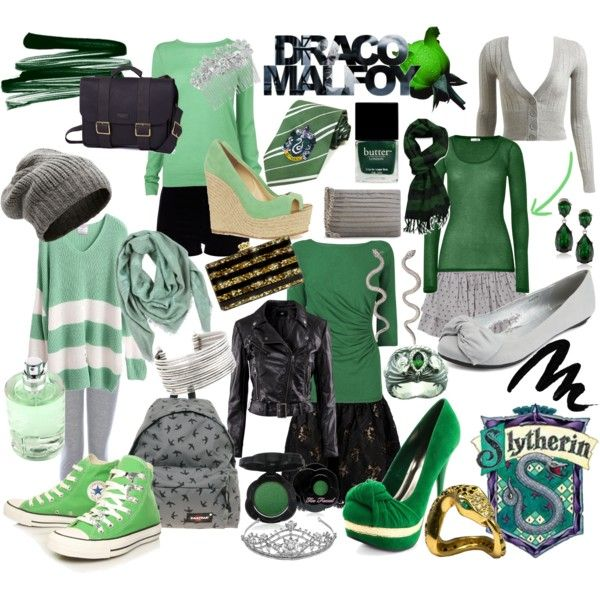 """Did someone say Draco Malfoy?!?"" by dvkaty on Polyvore"