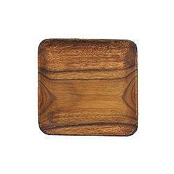 Pacific Merchants - Plate Wood 12x12 $22.00