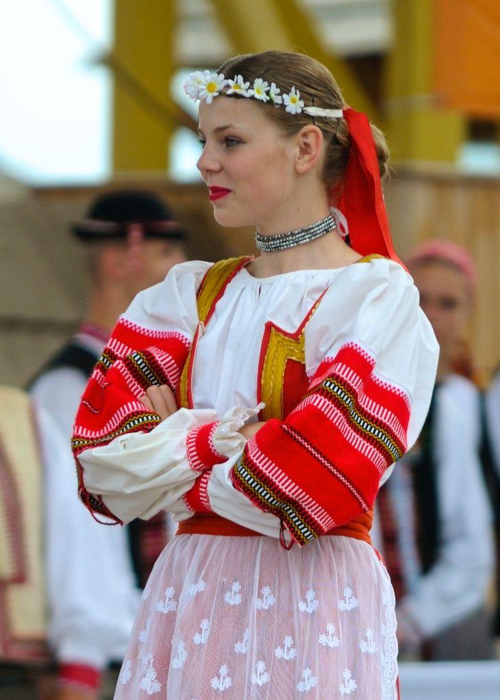 Slovak Girl - Folk Festival Vychodna 2009