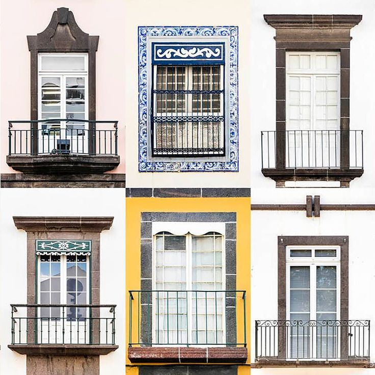 Windows of the World - Funchal Portugal
