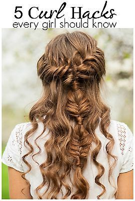 Curl hacks every girl should know!