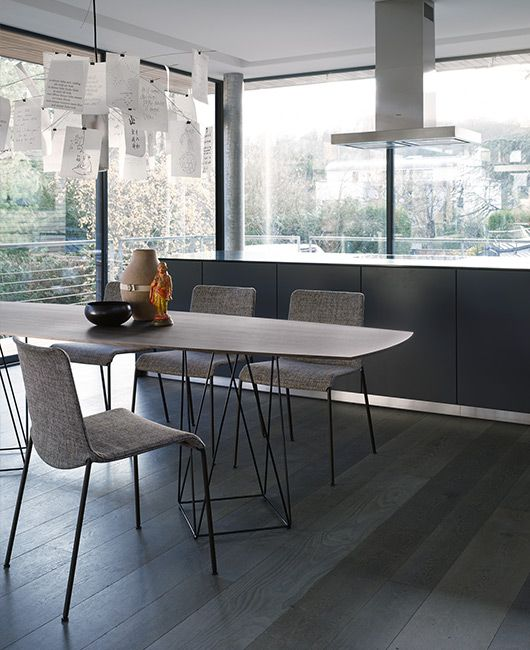 113 best huis inrichting images on pinterest design studios cupboards and dining room - Tafels knoll ...