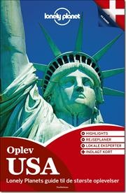 Oplev USA (Lonely Planet) af Lonely Planet, ISBN 9788771480078