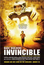 Invincible Full Movie 2006. Based on the story of Vince Papale, a 30-year-old bartender from South Philadelphia who overcame long odds to play for the NFL's Philadelphia Eagles in 1976.
