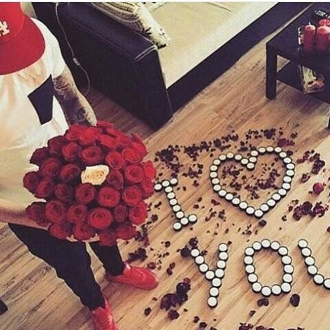 San Valentino rose rosse red flowers i love you