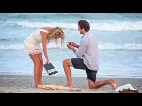 Cutest Proposal Ever! It was featured on HowHeAsked.com too! - YouTube