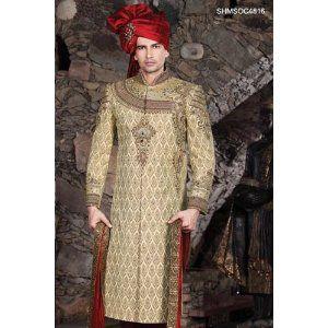 indian groom desses