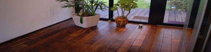Bambus Dielen ComBam für den Außenbereich mit 15 Jahre Garantie sind die Terrassendielen eine umweltfreundliche Alternative zu klassischem Holz.