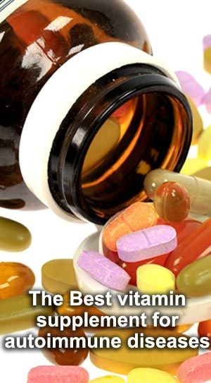 The Best vitamin supplement for #autoimmune_diseases