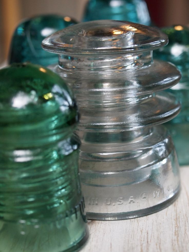 1000 images about glass insulator on pinterest crafts for Collectible glass insulators
