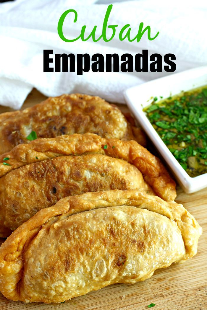 165 best cuban food images on pinterest cuban food recipes cuban cuban empanadas easy and delicious fried hand pies with a picadillo filling and a flaky forumfinder Gallery
