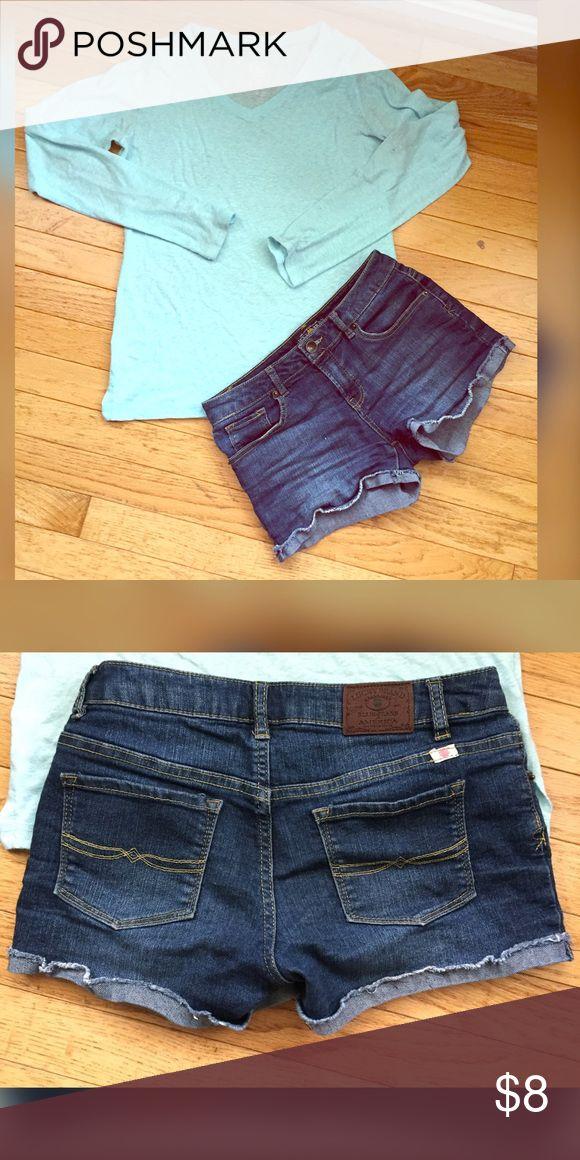 Lucky Brand shorts Lucky Brand Juniors Shorts size 14 Lucky Brand Shorts Jean Shorts