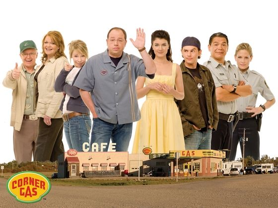 Corner Gas – if you want to watch a truly Canadian show that's family friendly Corner Gas is it.